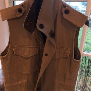 rag & bone Jackets & Coats - Rag and bone utility vest